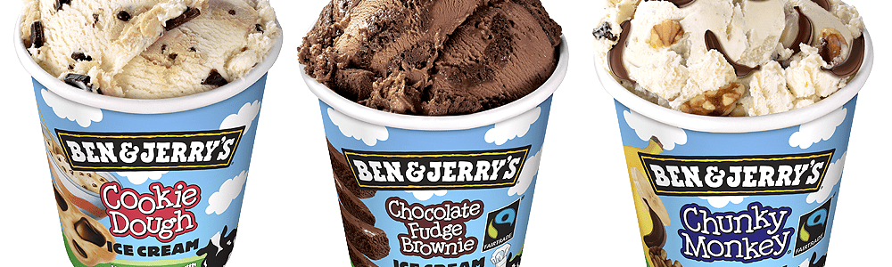 Ben & Jerry's 500ml