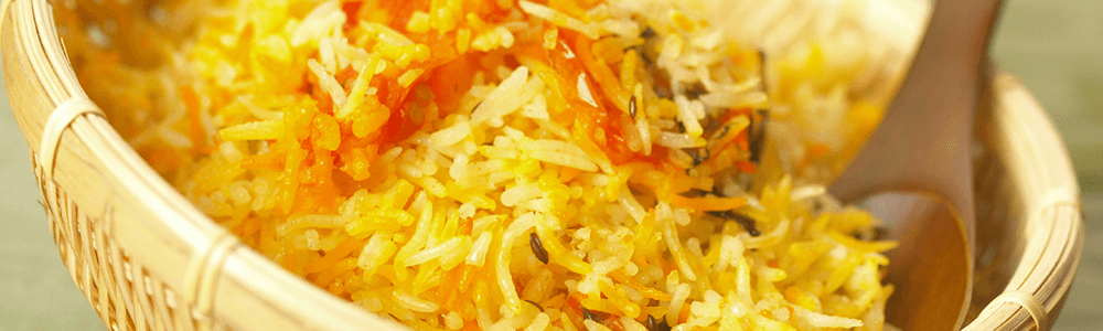 Biryanis - Rice specials