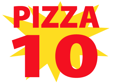 logo Pizza 10