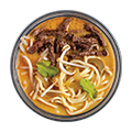 Khao Soi Suppe (scharf)