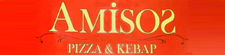 Amisos Pizza & Kebap - Amisos Pizza & Kebap - Pizza & Kebap. Delivery times today: 11:00 - 13:45, 17:00 - 21:00. Minimum order amount: € 16,90. Payment methods: Cash payment, Creditcard, Voucher, SOFORT Überweisung, PayPal, EPS, Bitcoin. Follow your order with Food Tracker™.