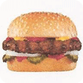 Hot Burger (scharf)