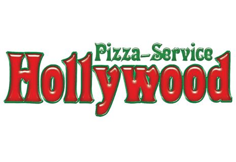 logo Hollywood Pizza & Burger