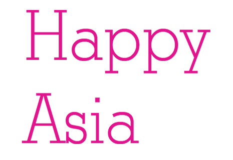 logo Happy Asia
