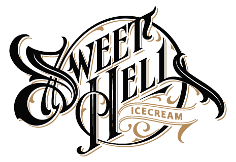 logo Sweet Hell Ice -Cafe Eywa