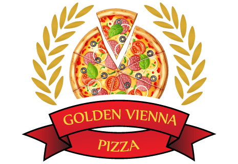 logo Golden Vienna Pizza