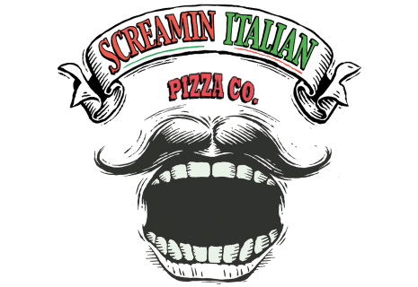logo Screamin Italian Pizza Co.