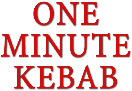 logo One Minute Kebab