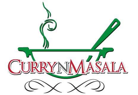 logo Curry n Masala