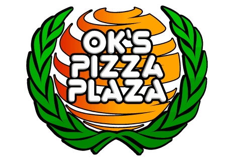 logo Ok's Pizza Plaza